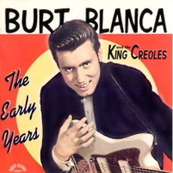 Burt Blanca - The Early Years [CD] USA import