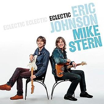 Stern, M./Johnson, E. - Eclectic [CD] USA import