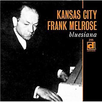 Melrose, Frank Kansas City - Bluesiana [CD] IMPORTAÇÃO DOS EUA