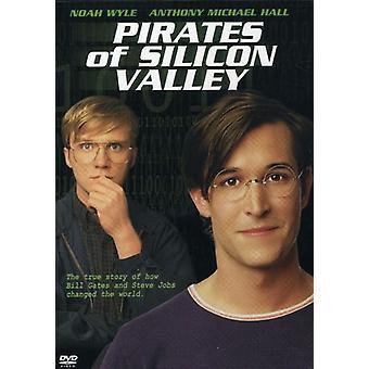 Pirates de la Silicon Valley [DVD] USA import