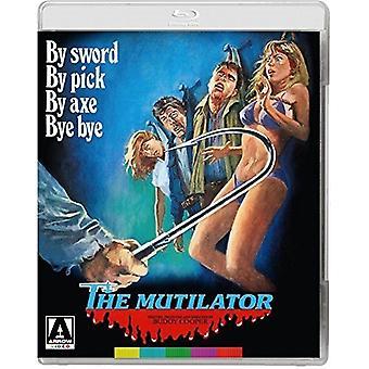 Mutilator [Blu-ray] USA import