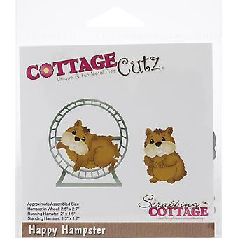 Scrapping Cottage Happy Hamster