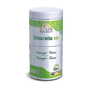 Chlorella 500 200 tablets