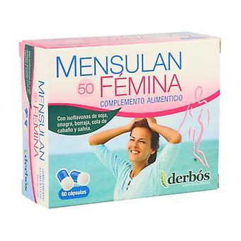 Mensulan Feminine 60 capsules of 511g