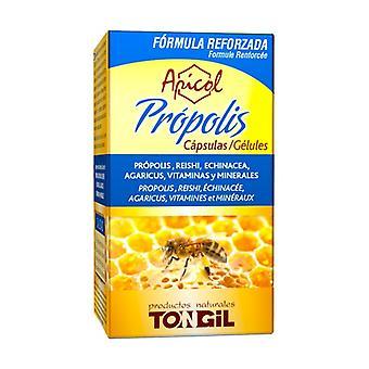 Apicol propolis 40 vegetable capsules