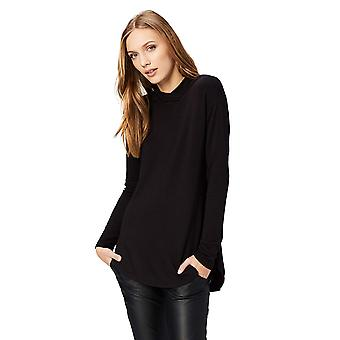 Marchio - Daily Ritual Women's Supersoft Terry Long-Sleeve Hooded Pullov...