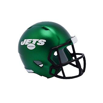 Riddell Speed Pocket Football Helmet - NFL New York Jets 2019