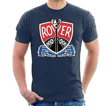 Rover Viking Longship British Motor Heritage Men's T-Shirt