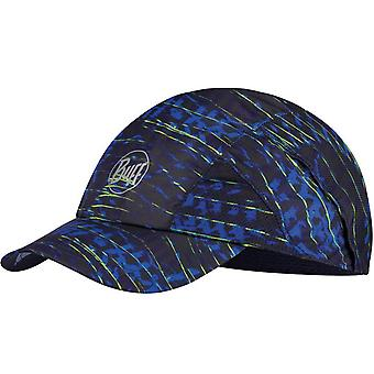 Buff Unisex Sural Adjustable Reflective Sports Running Baseball Cap Hat - Blue
