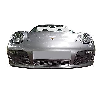 Porsche Boxster 987.1 - Ensemble grille extérieure (2005 - 2008)