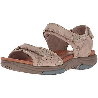 Rockport Womens Franklin Fabric Open Toe Casual Sport Sandals