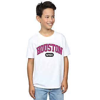 NASA Boys Houston Collegiate T-Shirt