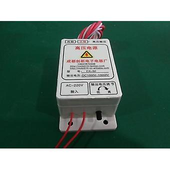 220v High-voltage Electrostatic Generator For Power Supply Air Purifier 10000v Outpu