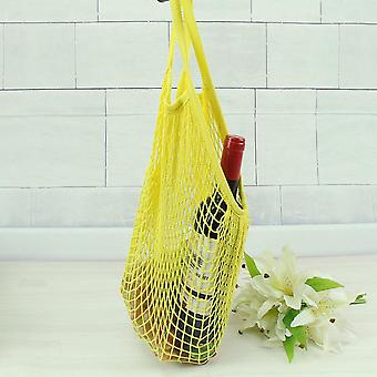 Portable And Foldable Net Beach Tote Bag