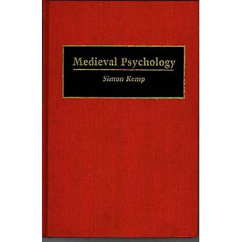 Medieval Psychology by Simon Kemp - 9780313267345 Book
