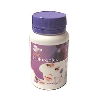 Hyaluronic acid 30 capsules of 120mg