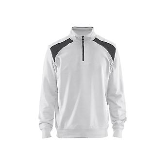 Blaklader 3353 2-tone sweatshirt half-zip - mens (33531158) -  (colours 2 of 2)