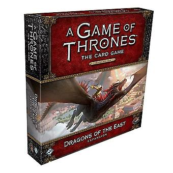 Dragons of the East Deluxe -laajennus: Game of Thrones LCG 2nd Edition