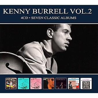 Sju klassiska album Vol 2 [CD] USA import