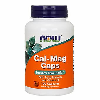 Now Foods Cal-Mag, 120 Kapseln