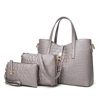 Women's  Handbag Tote Crossbody Bag(set Of 3)