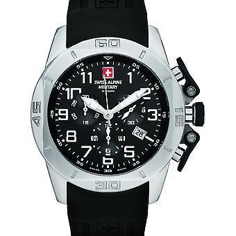 Mens Watch Swiss Military 7063.9837, Quartz, 45mm, 10ATM