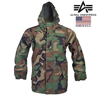 Alpha Jacket NYCO Waterproof Parka