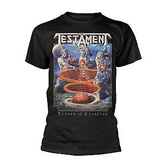 Testament Titans Of Creation T-Shirt