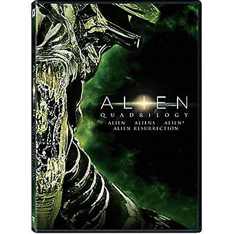 Alien: Quadrilogy [DVD] USA import