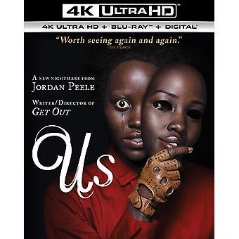 Us (2019) [Blu-ray] USA import