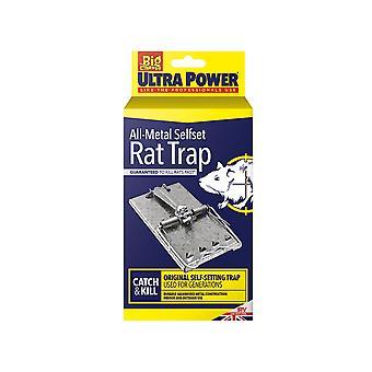 STV Ultra Power Kovové Krysa Trap STV169