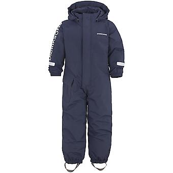 Didriksons Hailey Kids Coverall Snowsuit | Navy