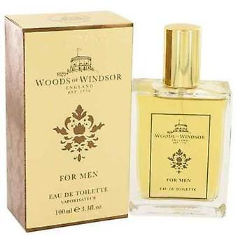 Woods Of Windsor By Woods Of Windsor Eau De Toilette Spray 3.4 Oz (men) V728-497055