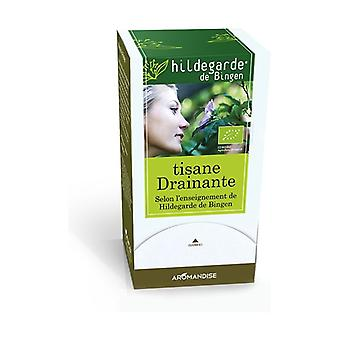 Draining Herbal Tea 20 units of 1g