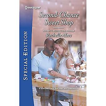 Second-Chance Sweet Shop (Wickham Falls Weddings)