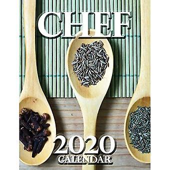 Chef 2020 Calendar