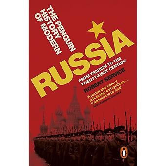 Pingviini historia Modernin Venäjän Service & Robert