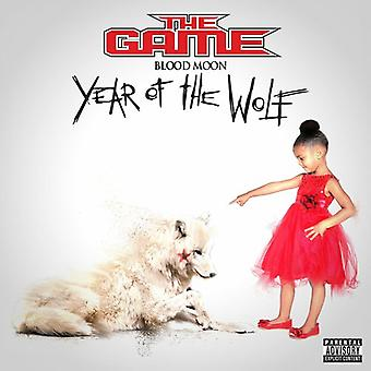 Game - Blood Moon: The Year of the Wolf [CD] USA import