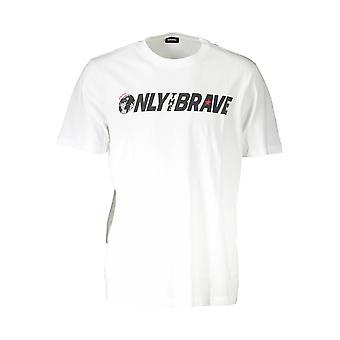 DIESEL T-shirt Short sleeves Men SD92 T-JUST
