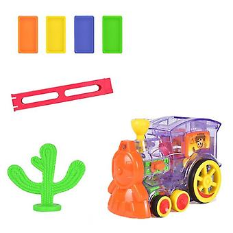 Train Game Toy Set