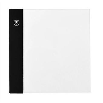 Kannettava led-valo 300 arkkia Flipbook-paperia sidontaruuveilla