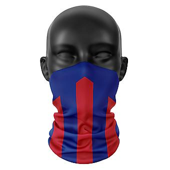 Crystal Palace FC Fußball Snood Gesicht Maske Kopf Schal Hals Tube Buff Kopfbedeckung Tube