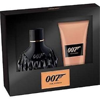 James Bond 007 for Women Gift Set 30ml EDP + 50ml Shower Gel