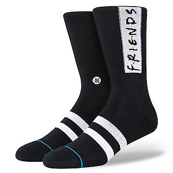 Stance Men's Socks ~ Friends-The First One black