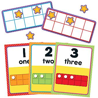 Zahlen 0-20 Bulletin Board Set