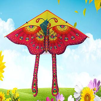 Colorful Butterfly Flying Kite With Winder Board String
