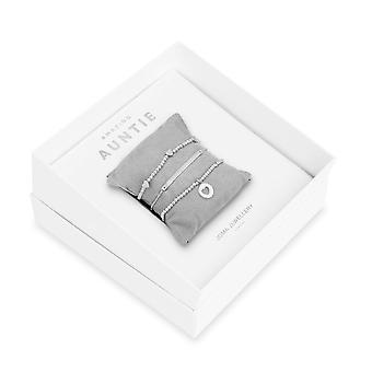 """ג'ומה תכשיטים דודה מדהימה 17.5 ס""""מ מתיחה צמיד 4249"""