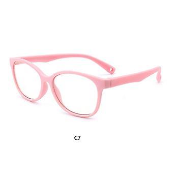 Quadratische Anti-Blaulicht-Brille Computer optische Rahmen reflektierende Brillen