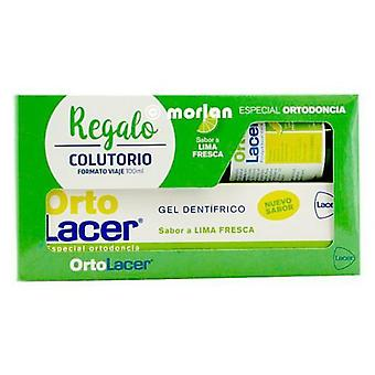 Lacer Orthopasta toothpaste lime 75 ml