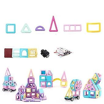 Mini Magnetic Designer Construction Set, Model & Building
